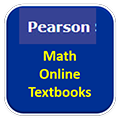 Pearson Math Online Textbooks